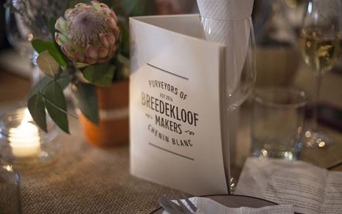 Launching Breedekloof Makers