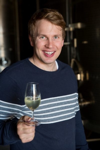 Meet Ben Snyman, the man behind the popular 'Survivor' and other wine brands