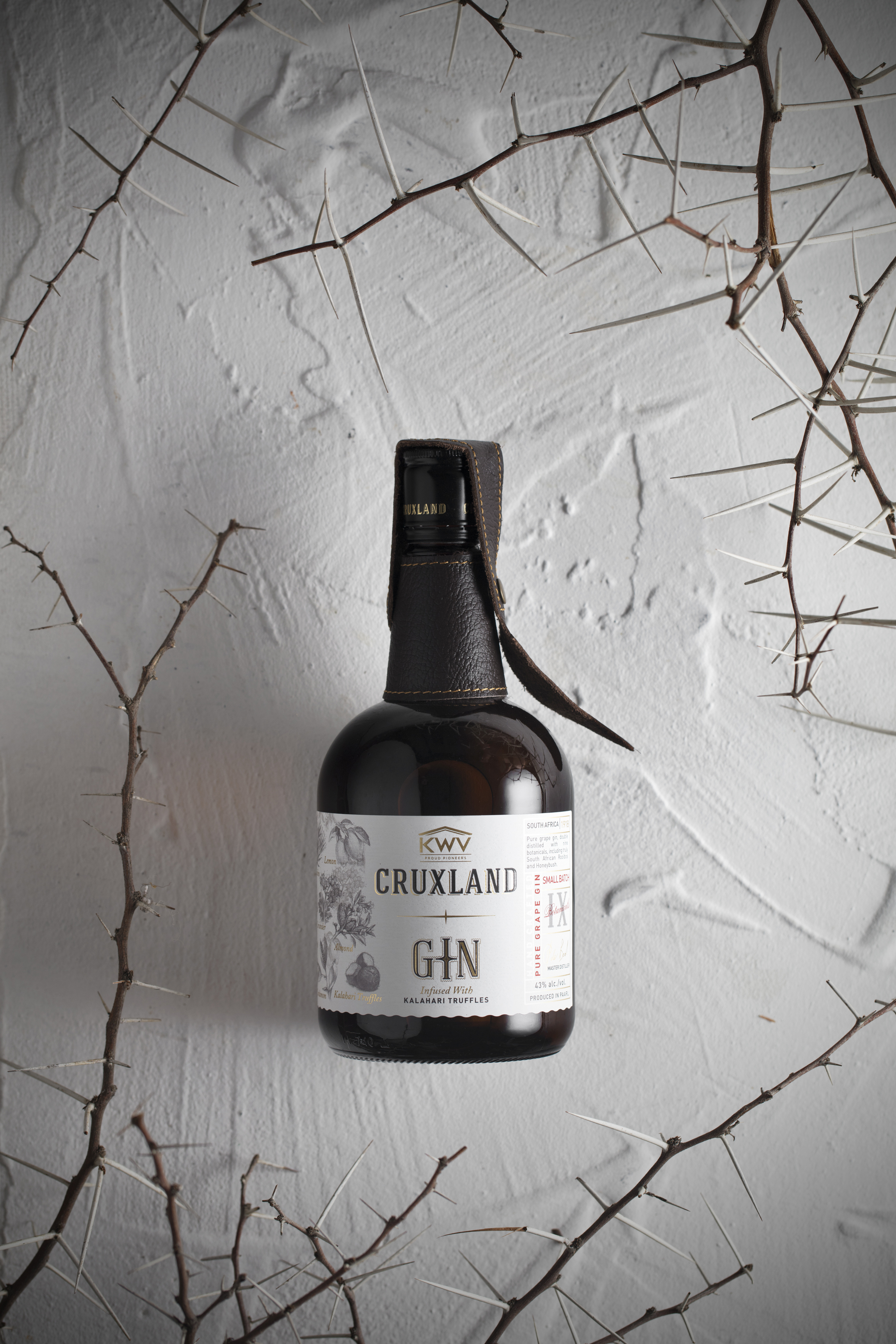 Cruxland Gin named Best South African London Dry Gin at World Gin Awards