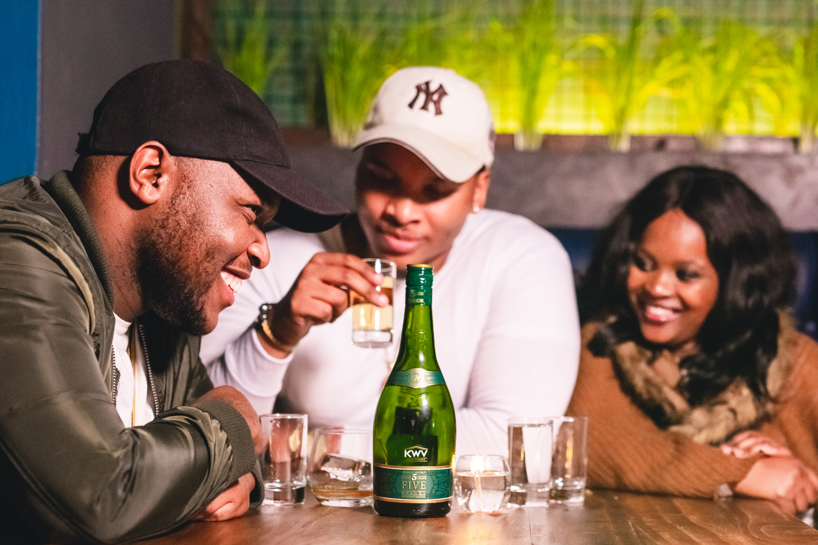 KWV Brandy Reimagined | Mootee Bar