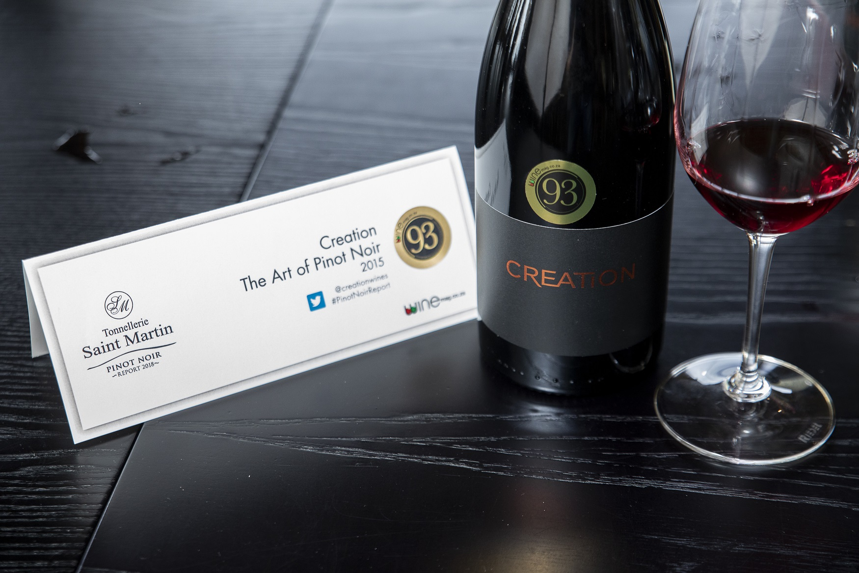 Creation The Art of Pinot Noir 2015 | Winemag Overall Winner