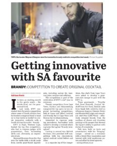 Getting Innovative with SA Favourite