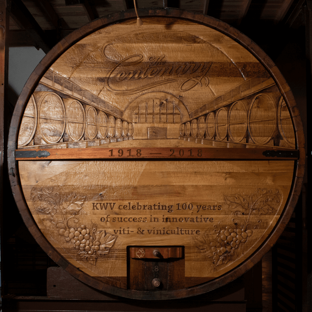 KWV Cathedral Cellar - Unveiling The Centenary