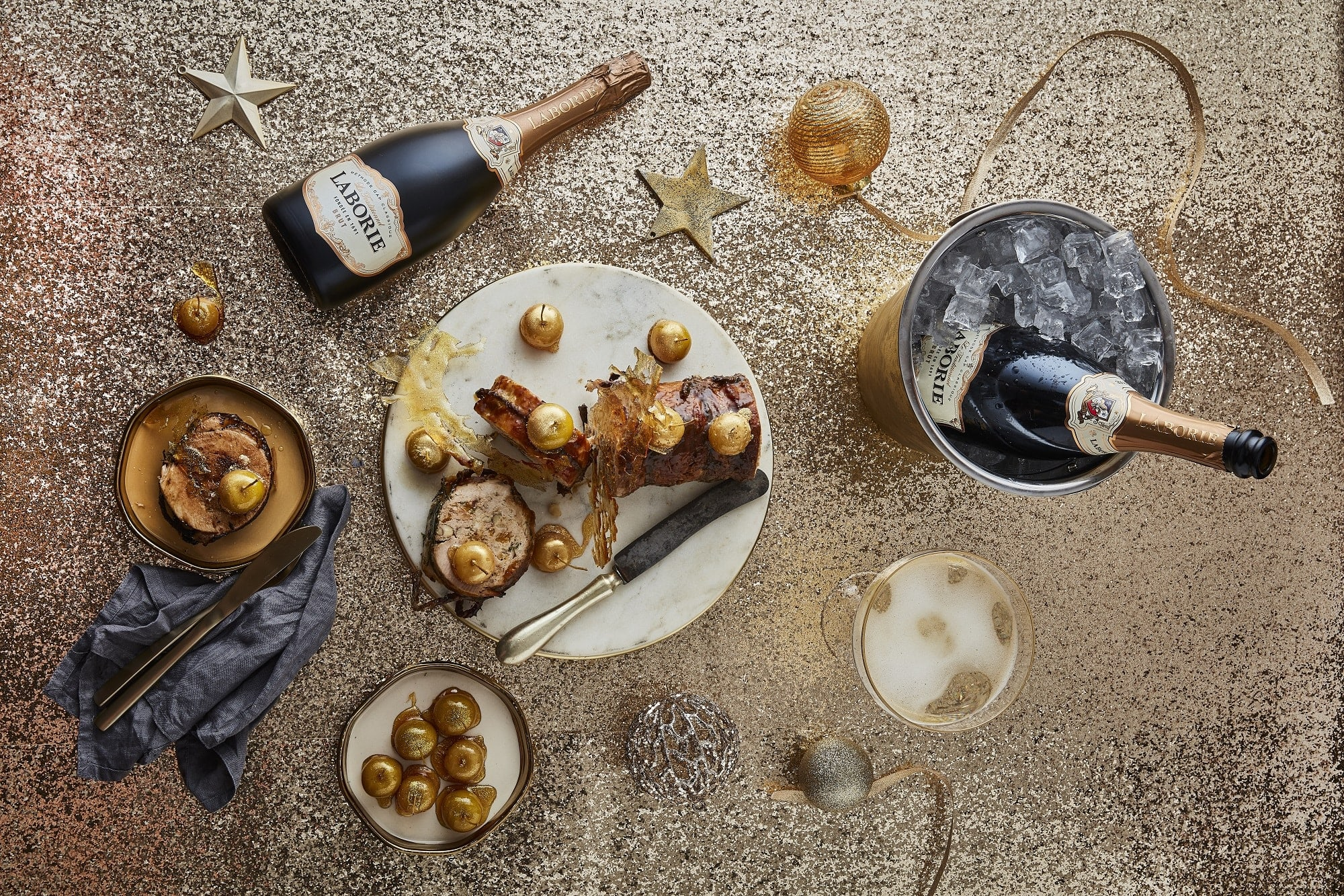 Book your seat for Chef Mynhardt Joubert's exclusive Festive Tables 2019