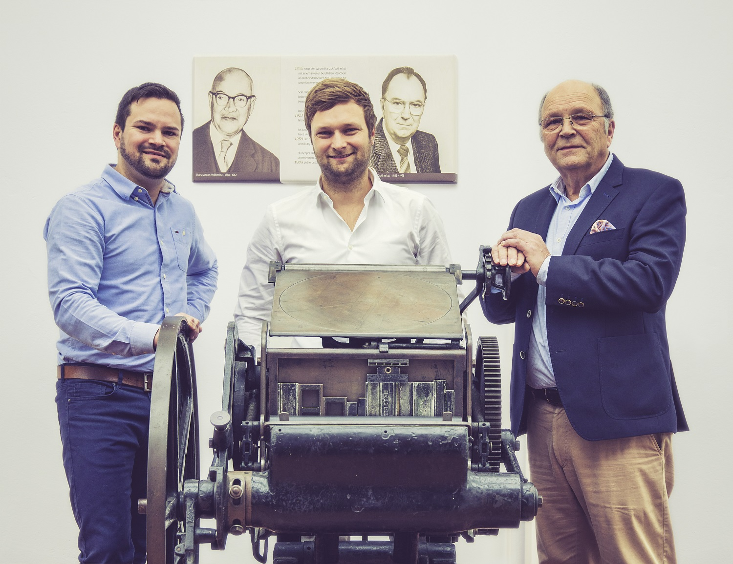 Fourth generation Vollherbst Labels focused on continuity and the future