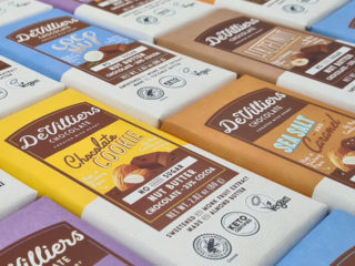 De Villiers Chocolate launches NO ADDED SUGAR range