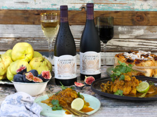 Harvest is a time of promise Cathedral Cellar toasts to new life